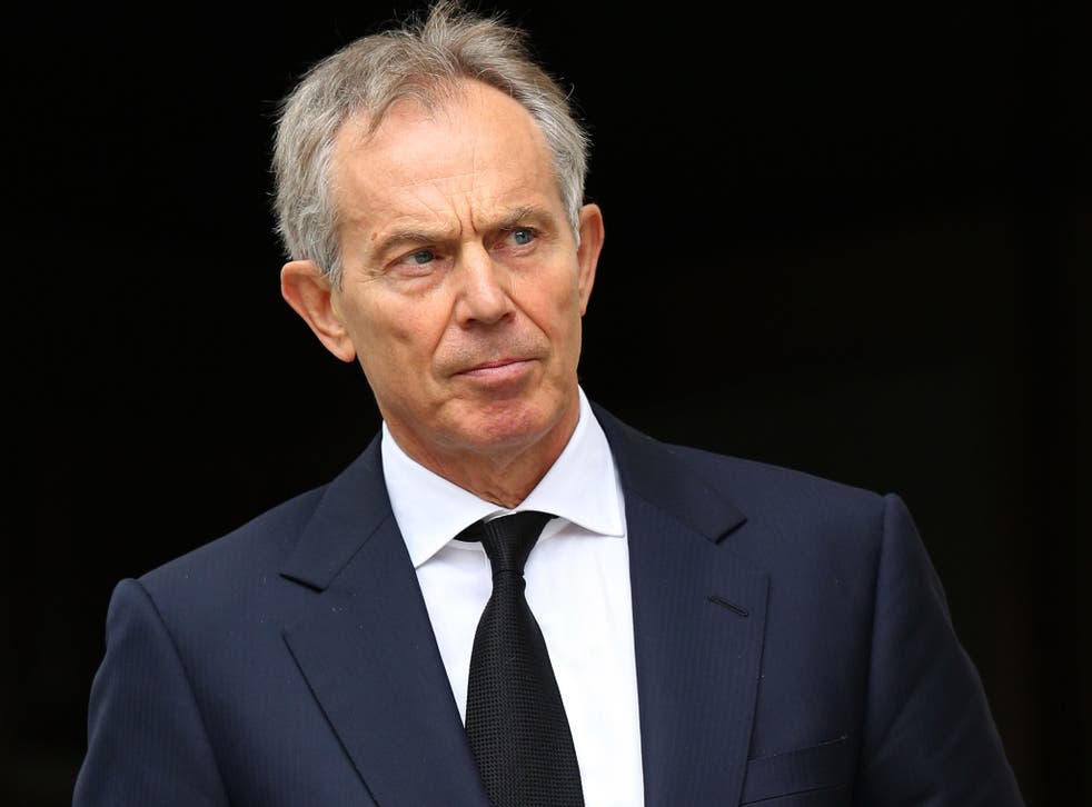 """Tony Blair has said the ideologies of Islamic extremism needed to be consigned to the """"junkyard of mistaken ideology"""""""