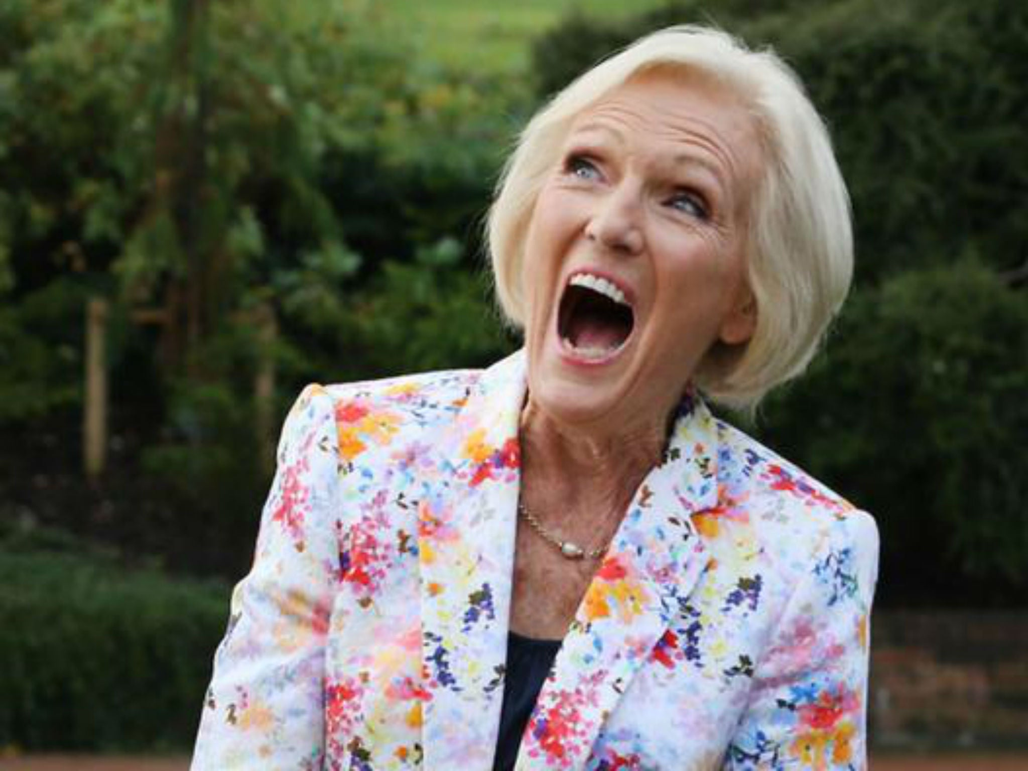 Great British Bake f Mary Berry reveals who leaves next in