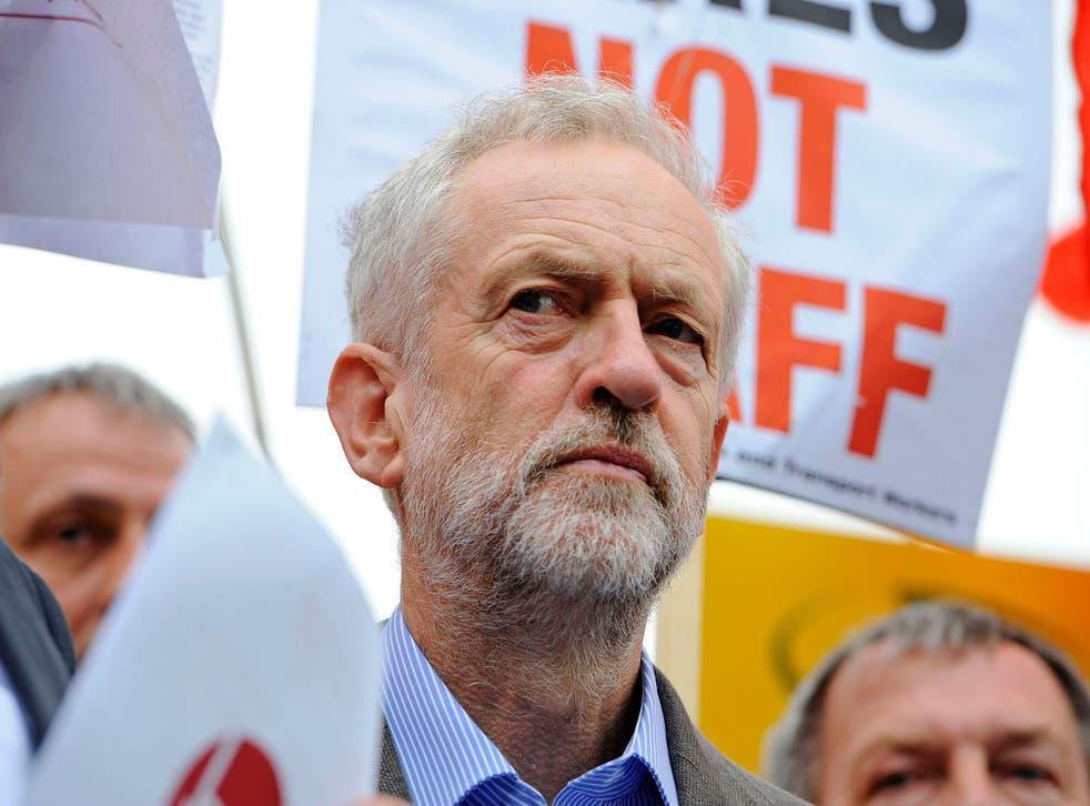 Jeremy Corbyn said the DWP secretary had to step down