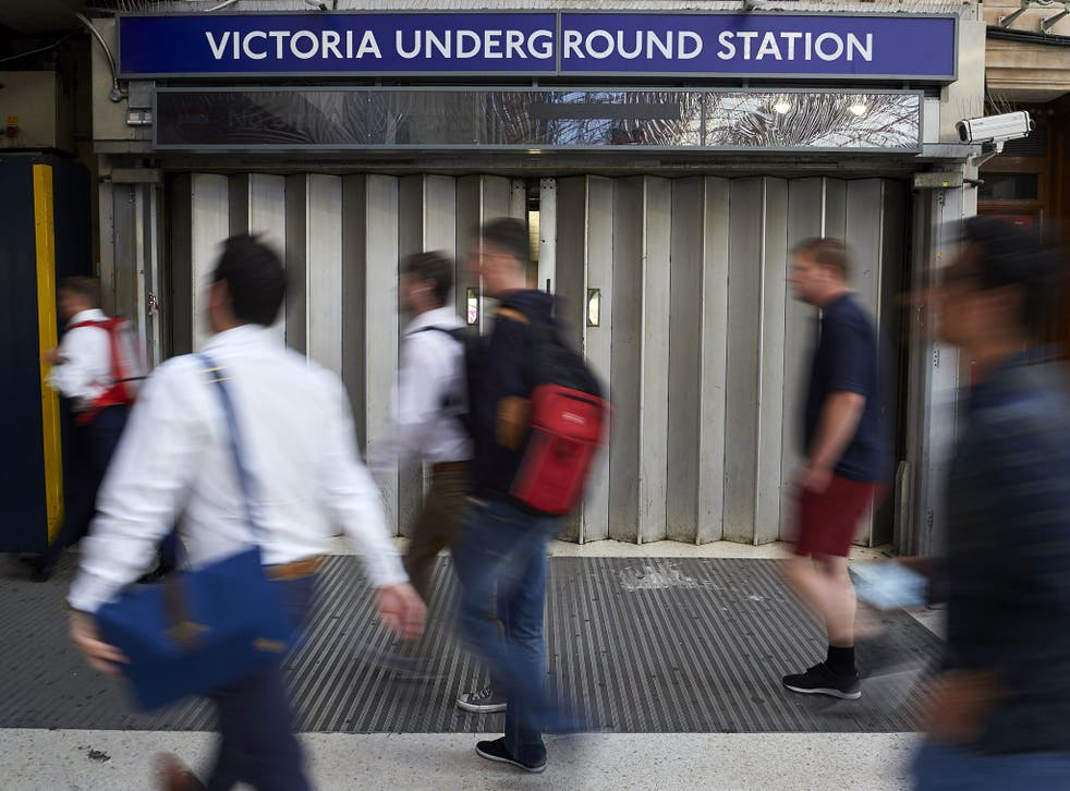 The union said nearly 900 jobs will be cut at stations while passenger figures keep increasing