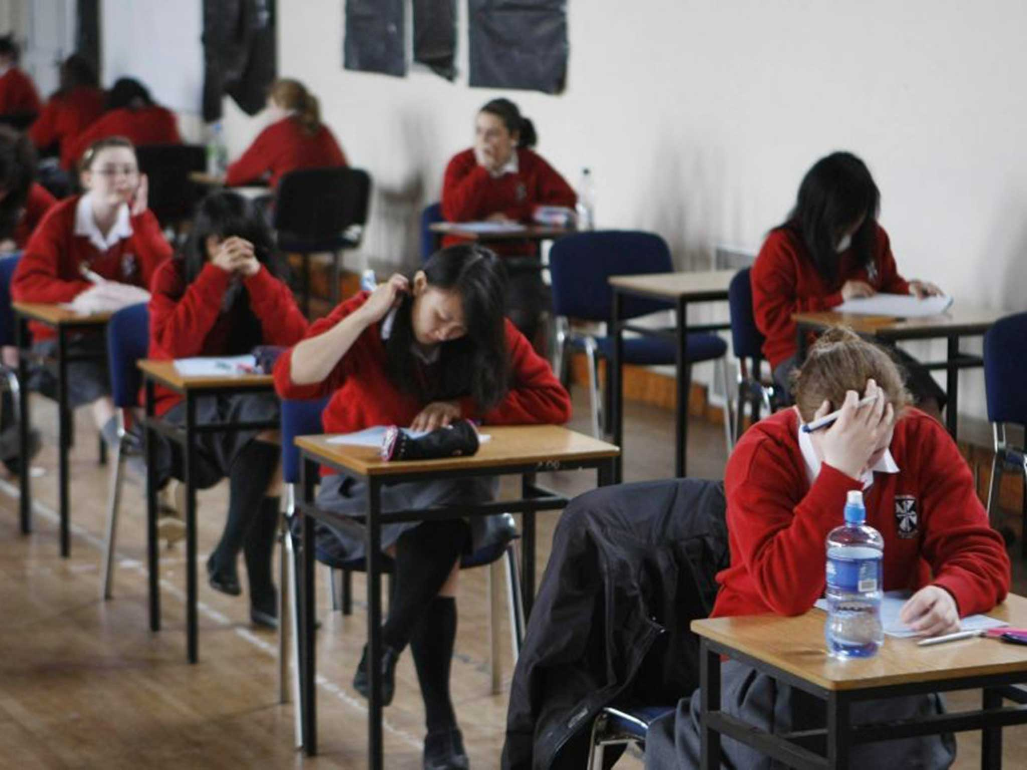 Students Baffled After Business Studies Question Appears On