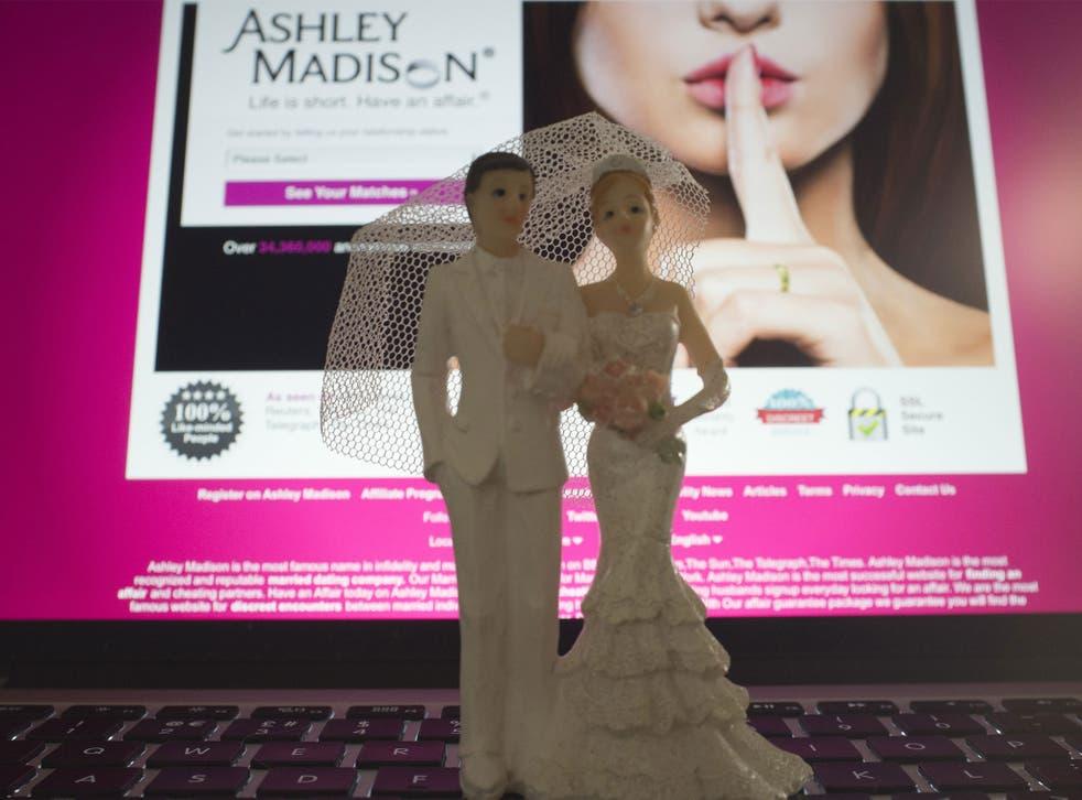 Ashley Madison promotes extra-marital affairs