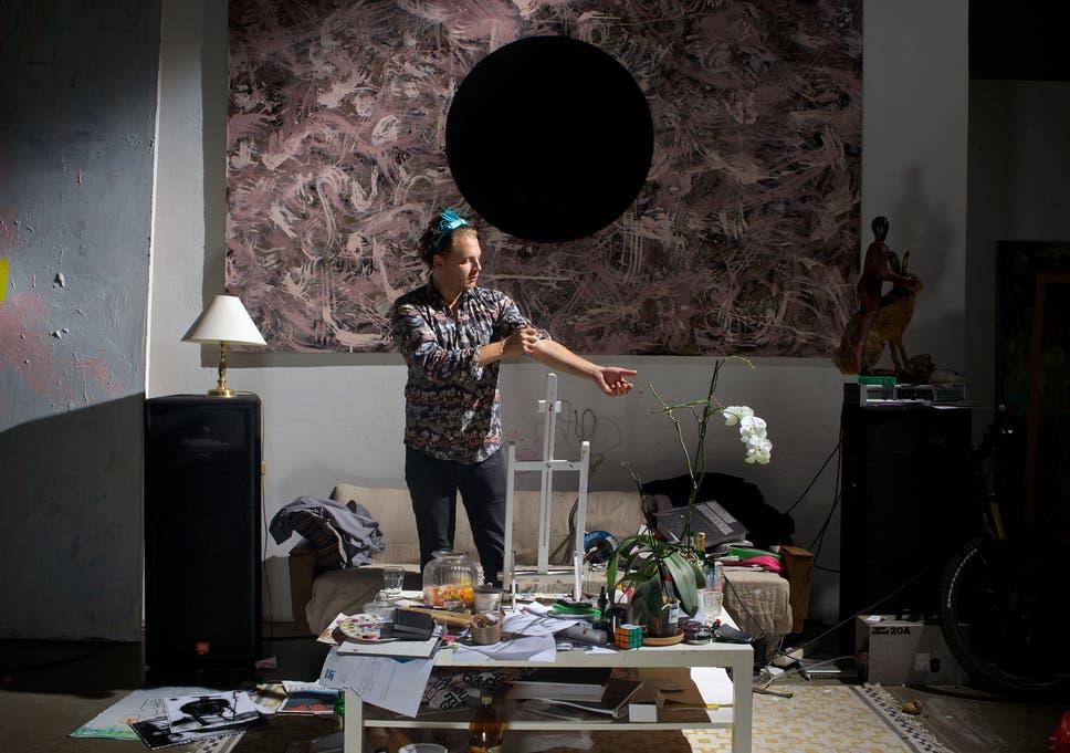 Andreas Golder, painter: 'I call sculpture my hobby  I do it