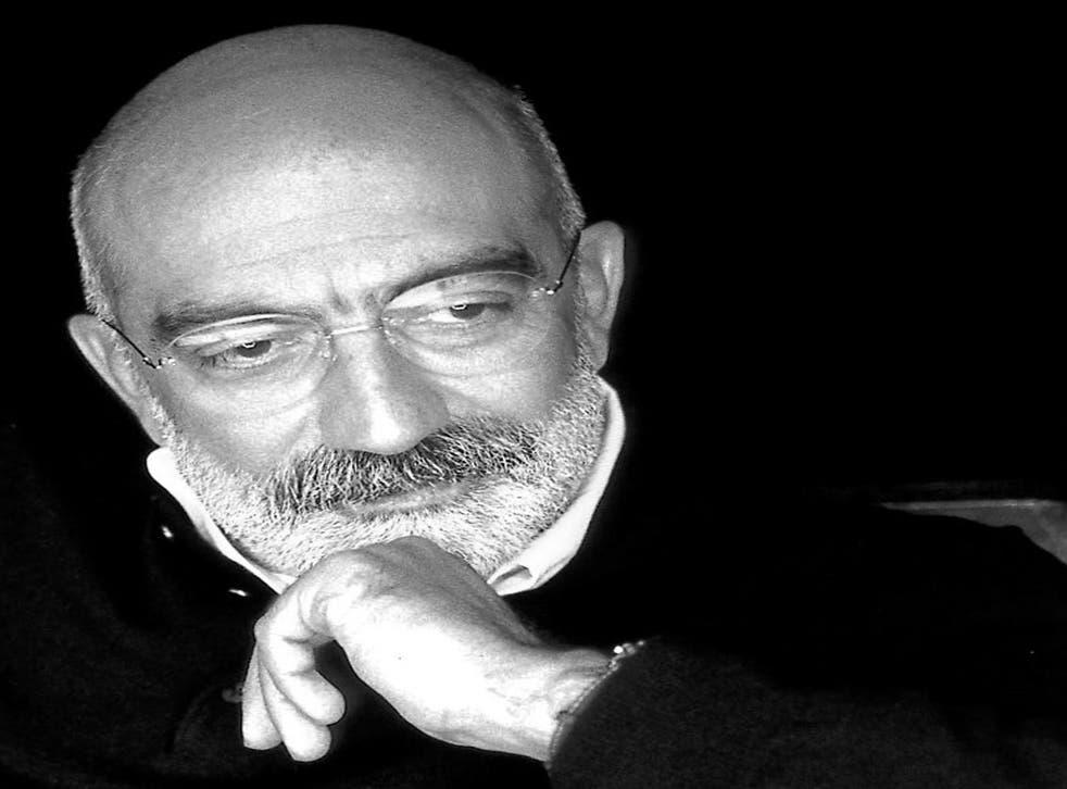 Turkish writer and journalist Ahmet Altan