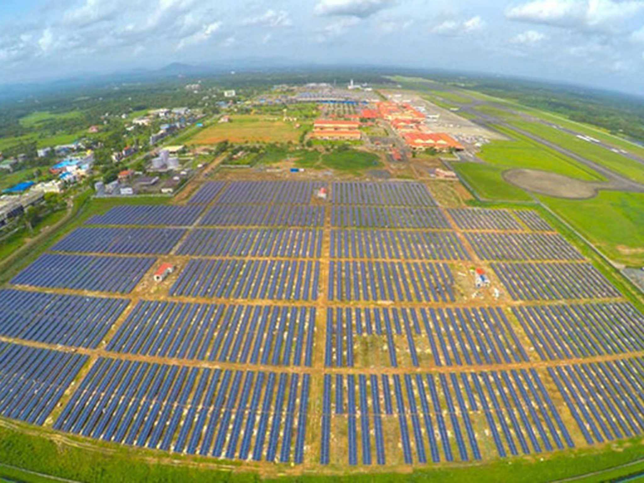 India cancels plans for huge coal power stations as solar energy prices hit record low