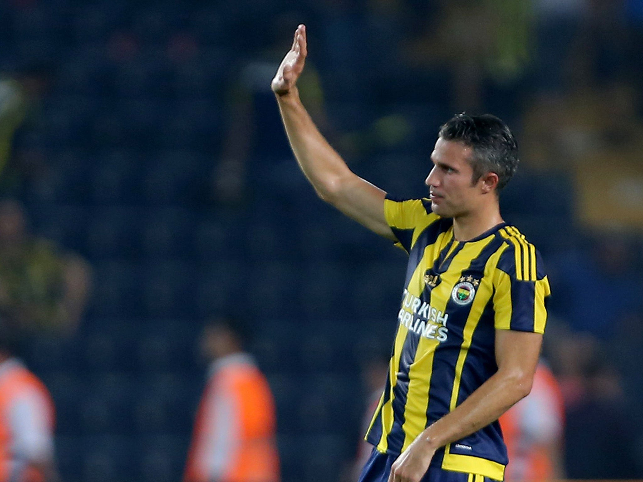 Robin van Persie to Chelsea Former Arsenal and Manchester United