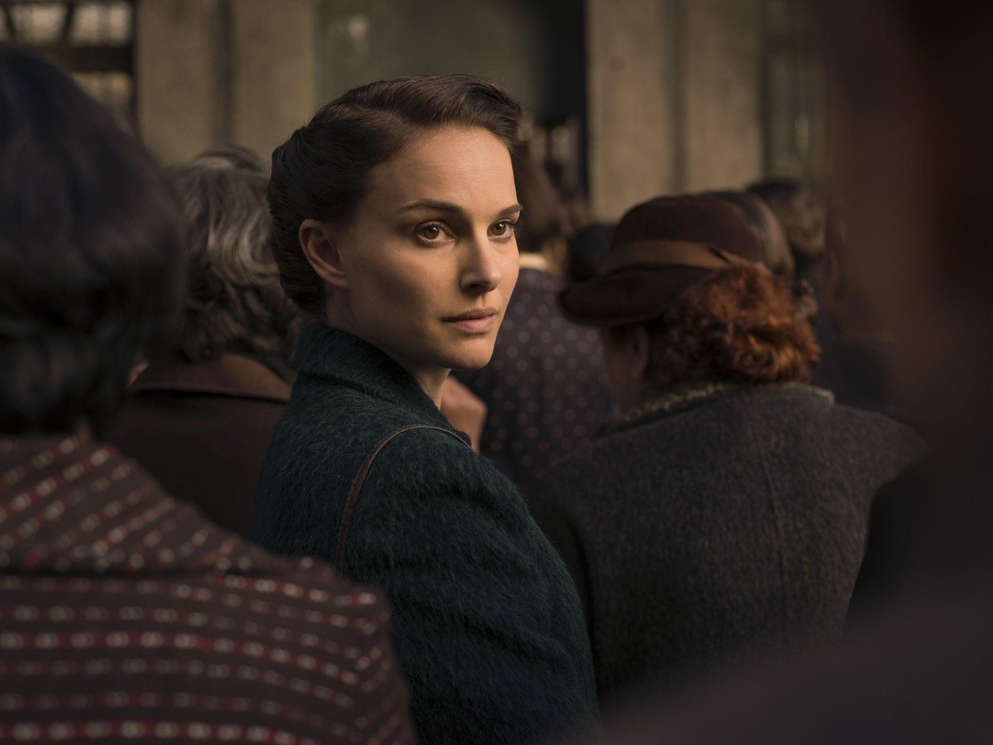 Natalie Portman interview: Black Swan actress talks anti
