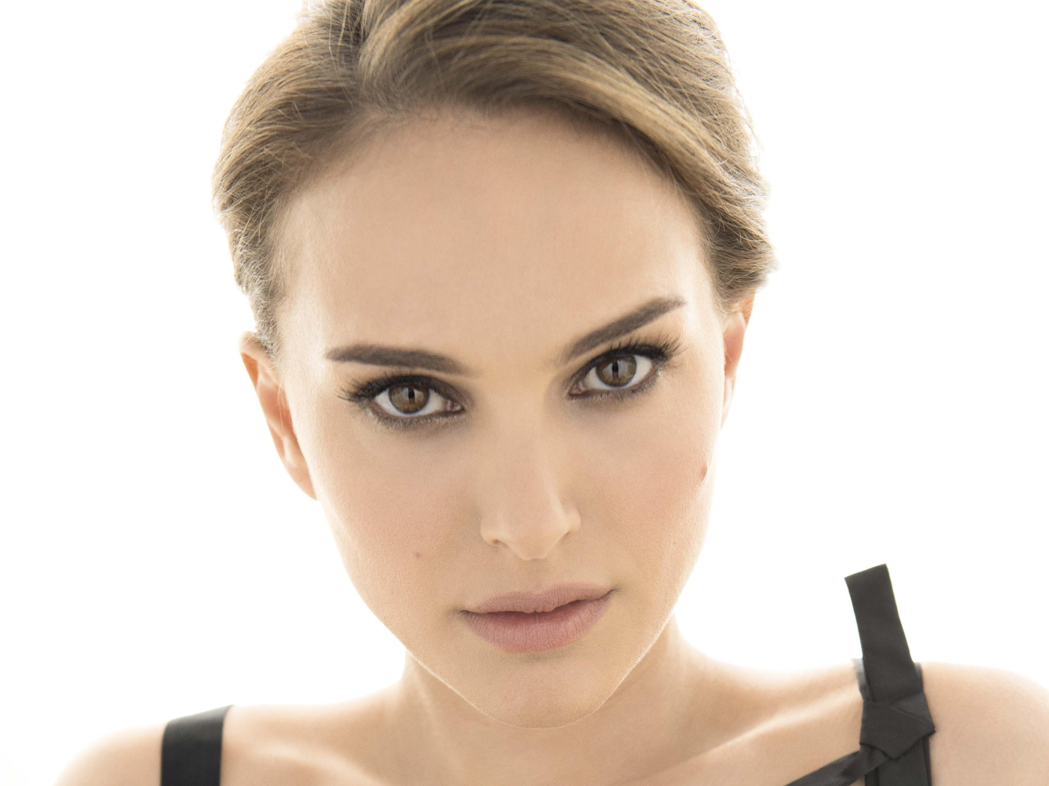 Natalie Portman Interview Black Swan Actress Talks Anti -7807