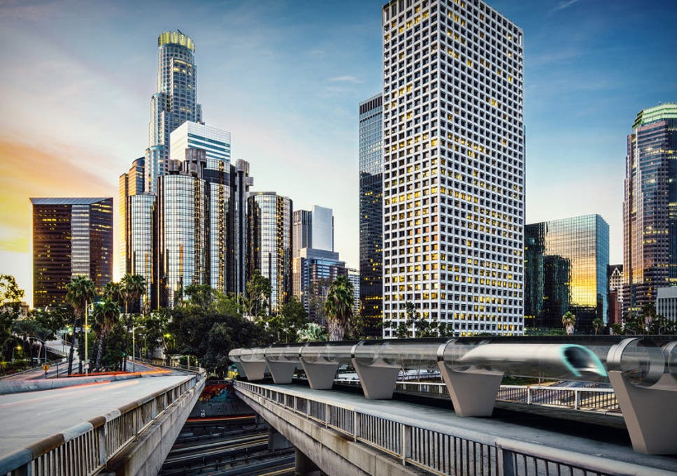 hyperloop transportation technologies says it will begin testing its futuristic tube transport in 2016