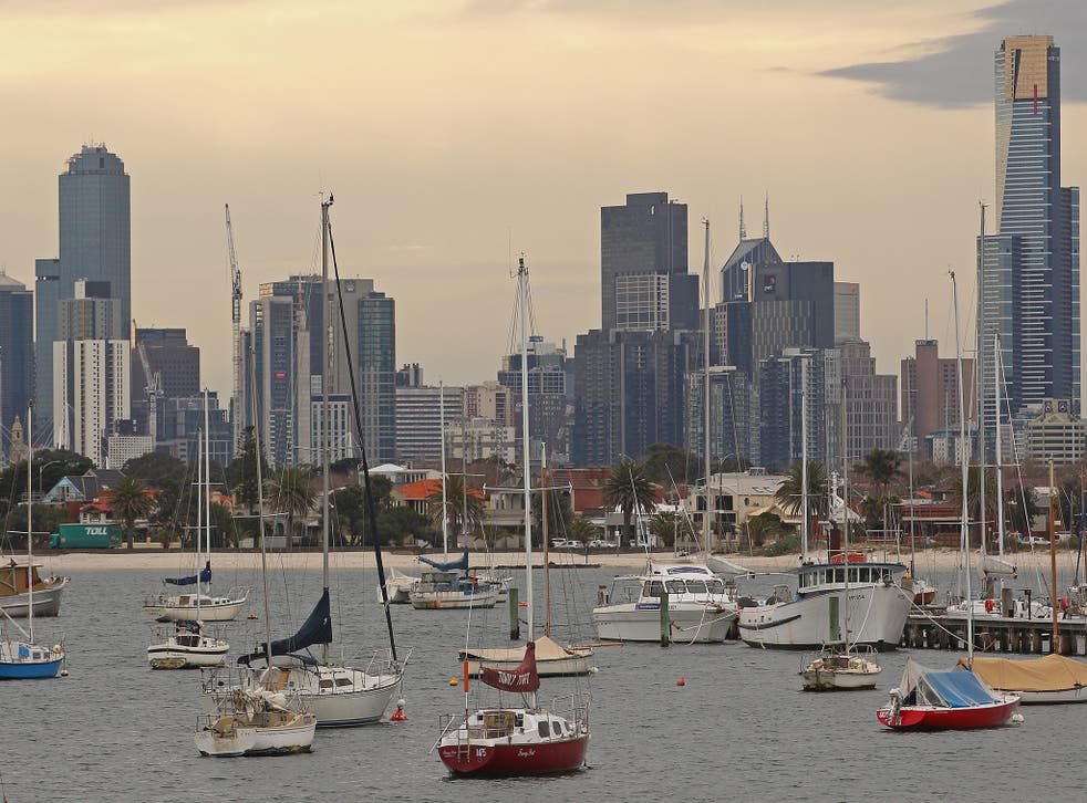 This is the fifth year that Melbourne has won top place