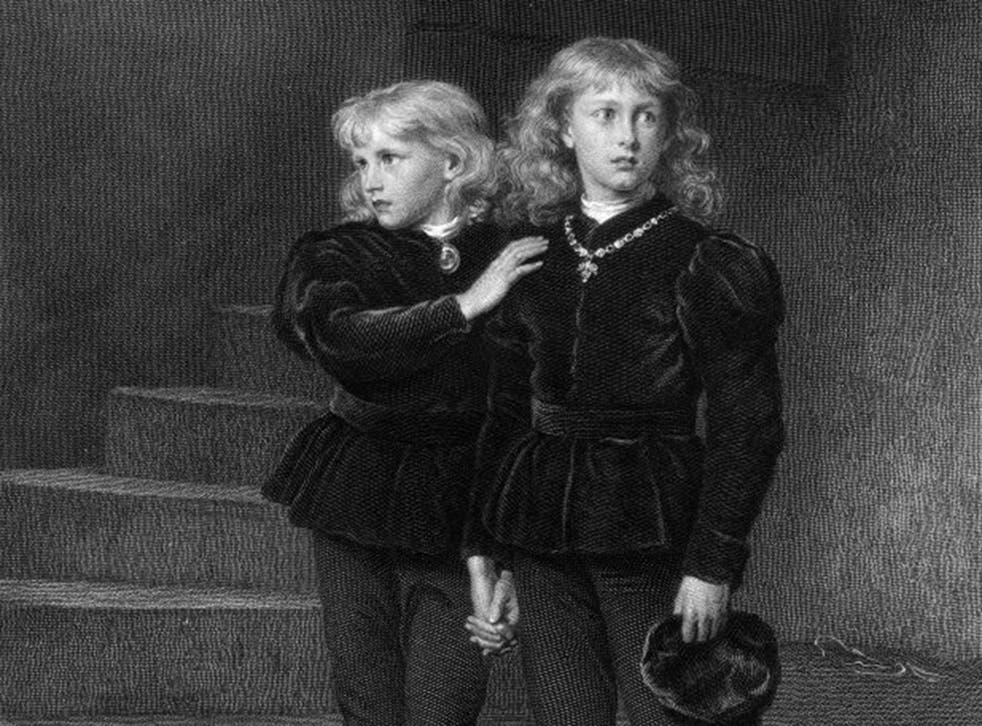 The Princes in the Tower, Edward V (1470 - 1483) and Richard, Duke of York (1473 - 1483)