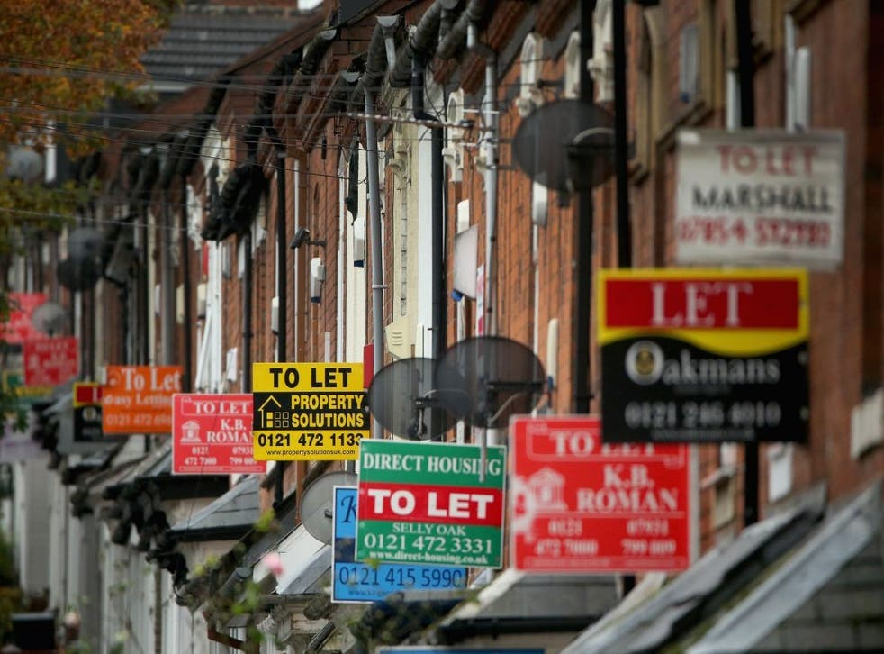 As rising house prices push up demand for renting, so tenants are having to dig deeper than ever