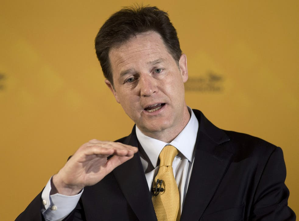 Nick Clegg will start his comeback at the Lib Dem conference