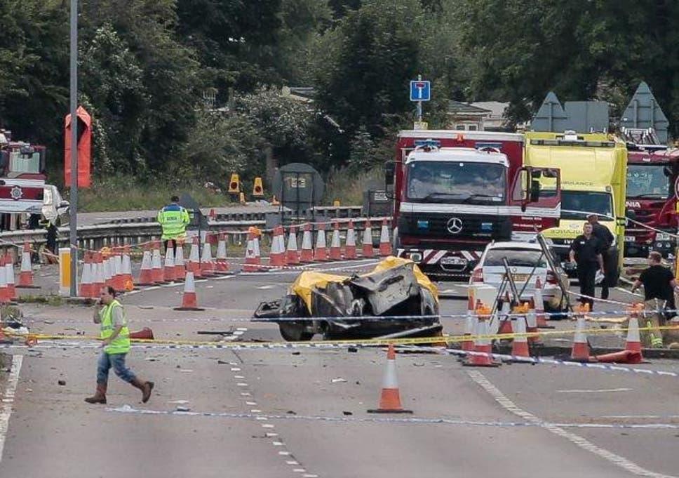 Shoreham Plane Crash Wedding Limousine Hit In Deadly Airshow