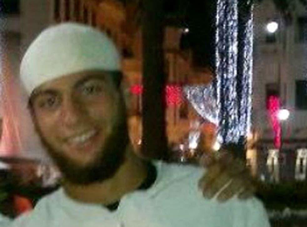 Ayoub El-Khazzani, the man accused of attempting a massacre on board a train
