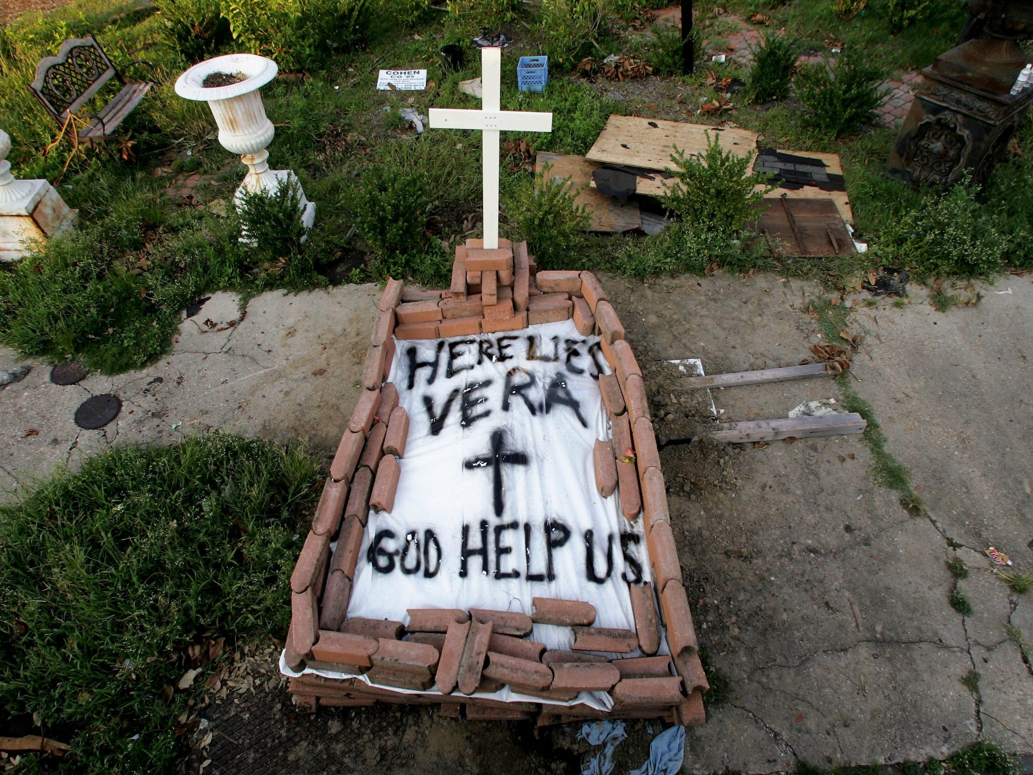 new orleans hurricane katrina essay Collection of essays looks at hurricane katrina's impact hurricane katrina the days after katrina, for those in new orleans and across south.
