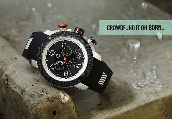 The watch that is mountain-proof | The Independent