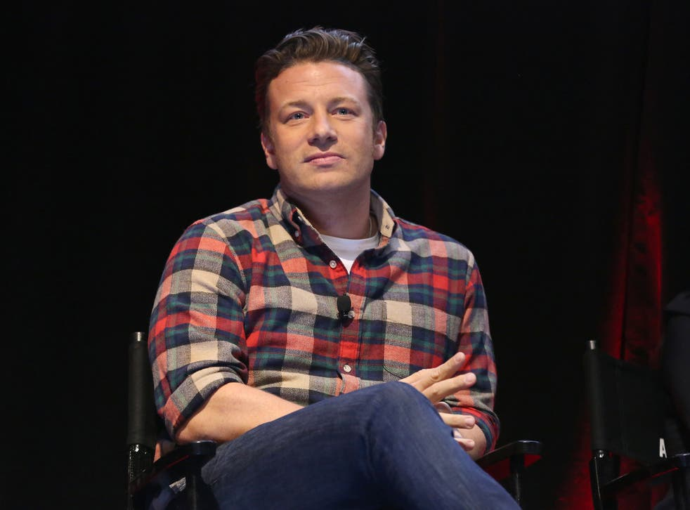 Jamie Oliver says he holds a 'categoric belief in a sugar tax'