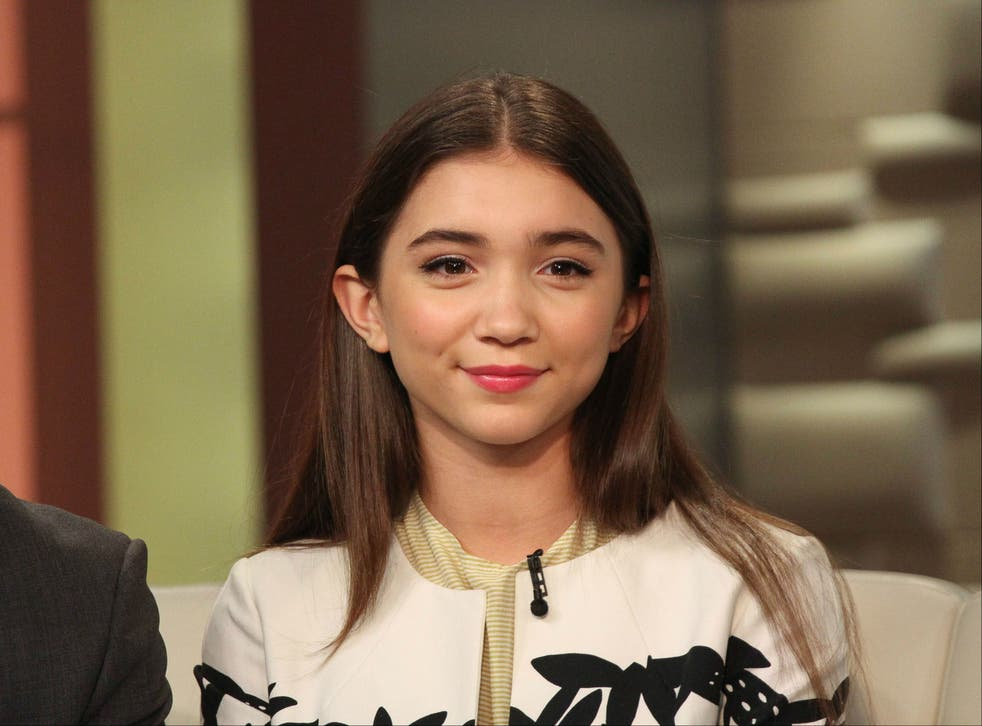 Rowan's response to a question about feminism has blown her fans away