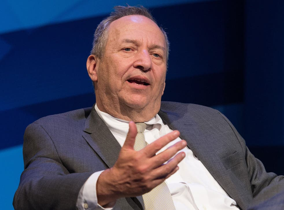 Larry Summers has previously warned about the consequences of a crash in China