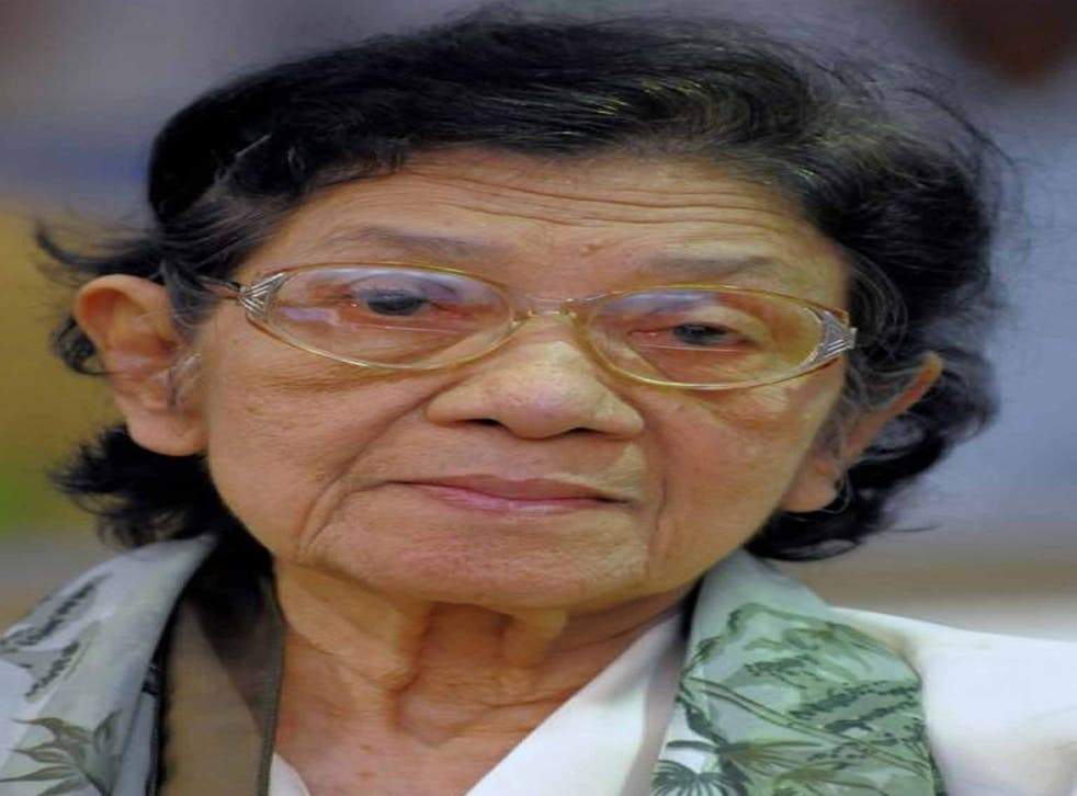 Ieng: she claimed that she had worked for the benefit of the people