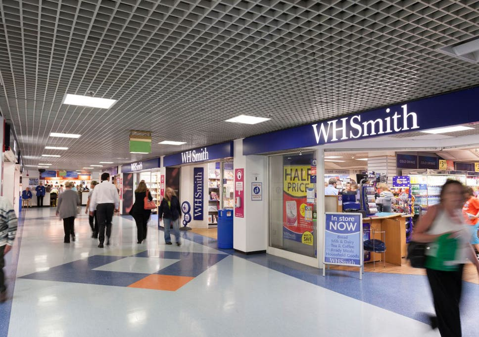 Whsmith Accused Of Exploiting Vulnerable Patients Over Prices In Its