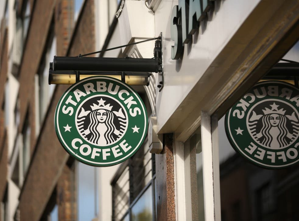 Starbucks customers in the UK can order coffee on their phone