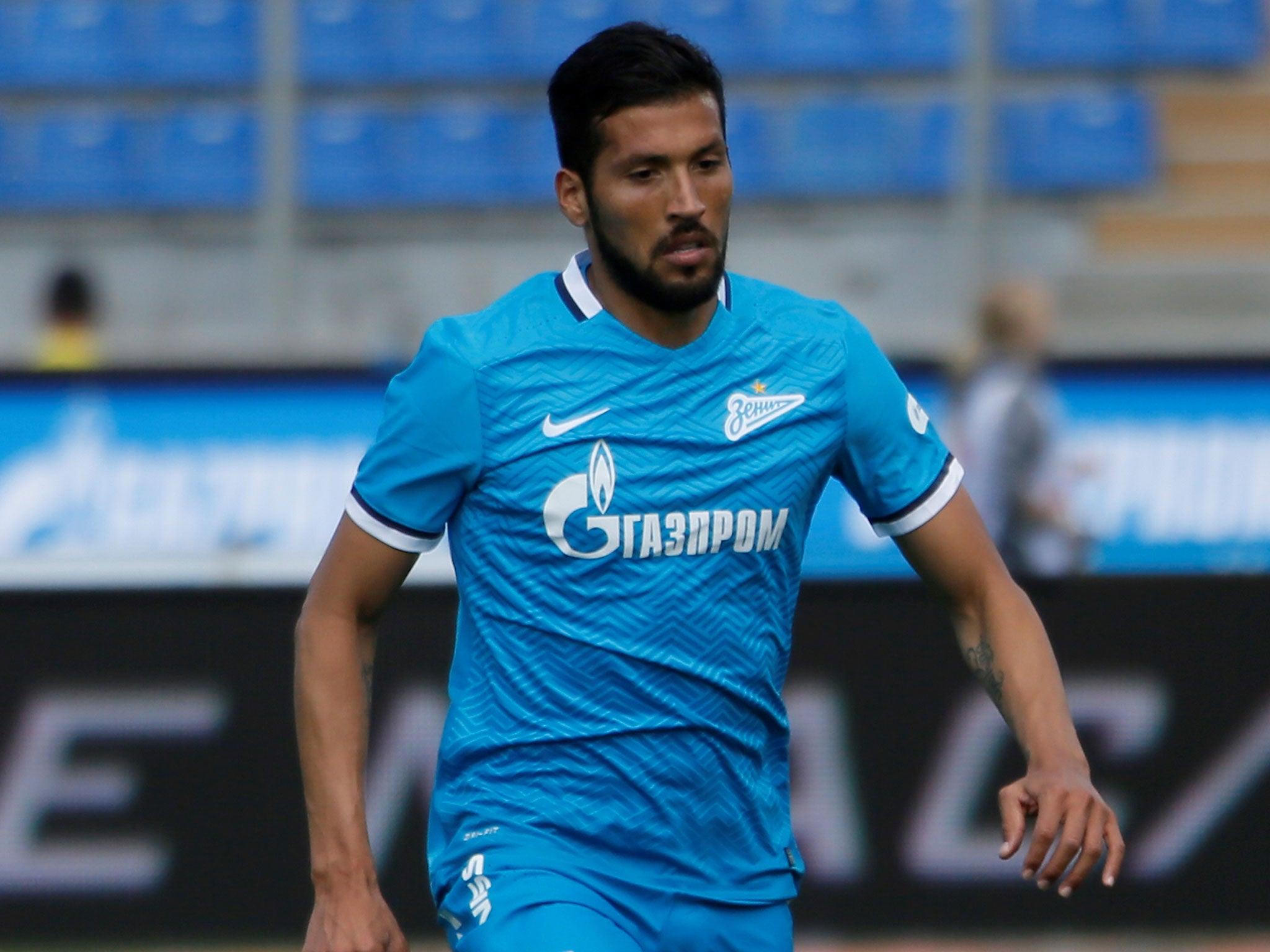 Ezequiel Garay to Chelsea Zenit St Petersburg insist defender is