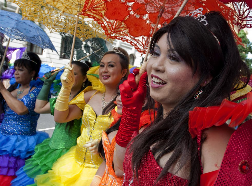 Stonewall, which marches at London Pride, is working with firms in the professions to promote equality