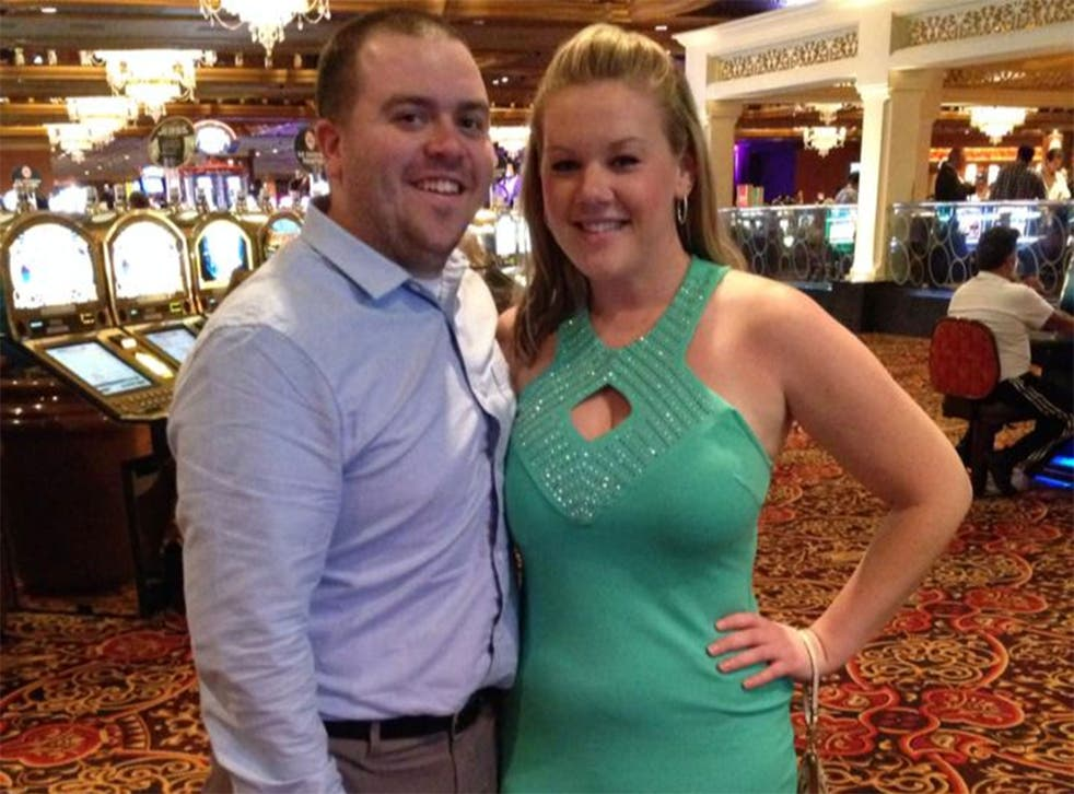 Adam Ward and his fiancee Melissa Ott, who was reportedly working in the control room during her last shift at WDBJ when the shooting occurred