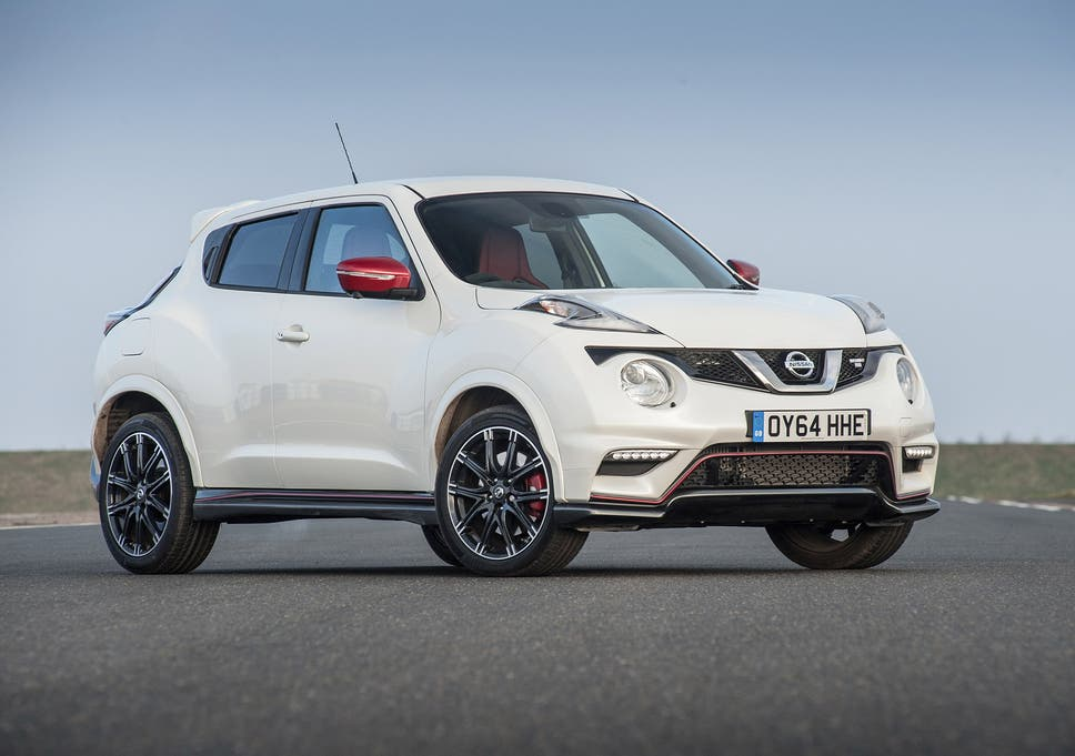 Underwhelming: The New Nissan Juke Nismo RS