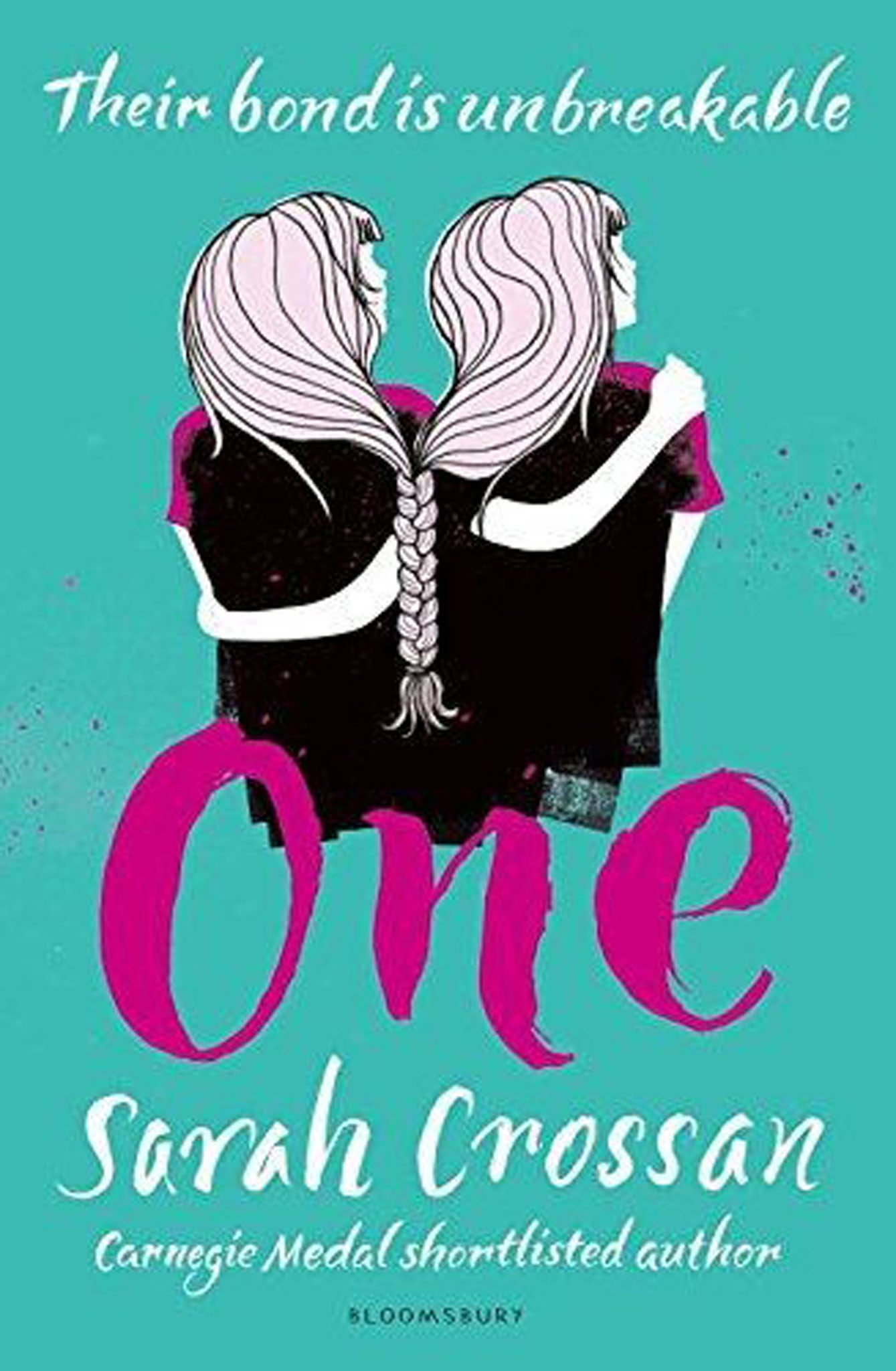 Image result for One by Sarah Crossan