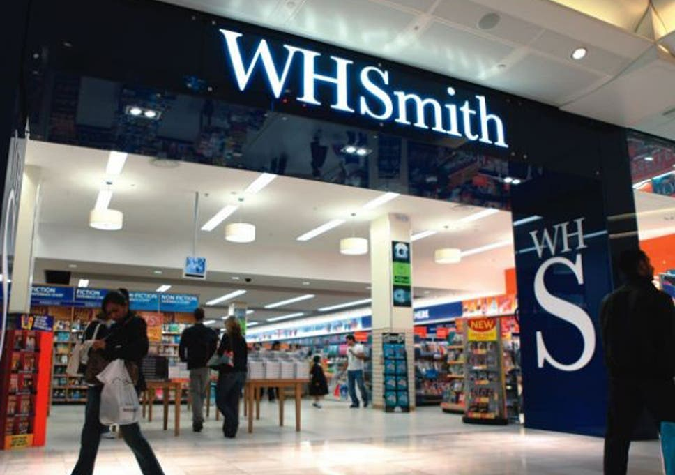 1fcef2bd1 WHSmith voted worst shop on the high street