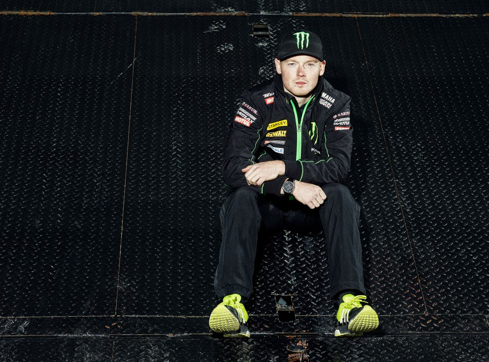 British MotoGP rider Bradley Smith has signed a new deal with Tech3 Yamaha