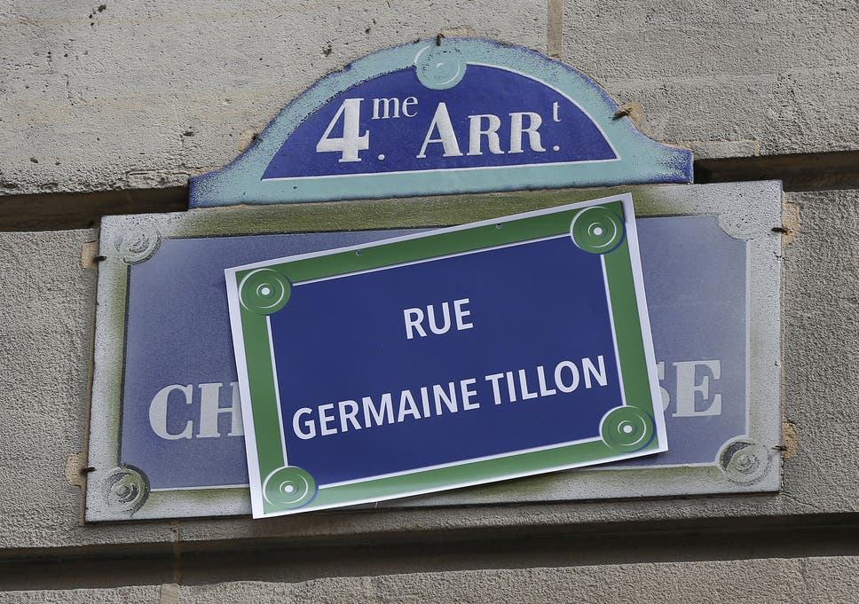 Feminists in France change Paris street names to celebrate