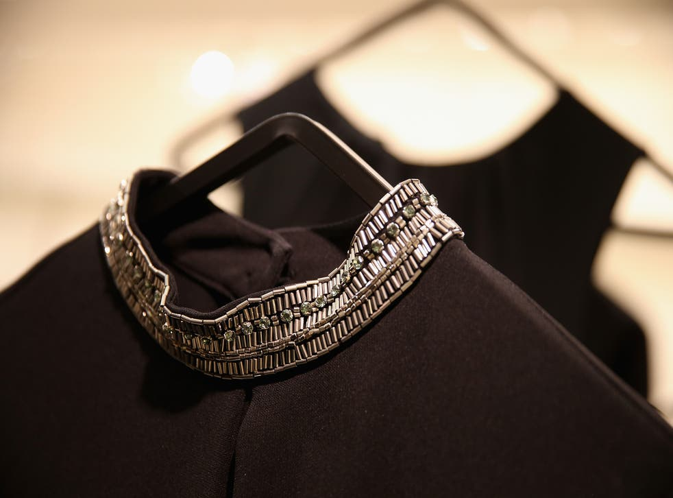 Not only is the little black dress a classic, it also makes you seem confident and intelligent