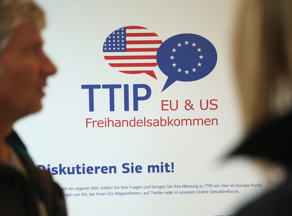 The world's biggest companies in finance, technology, pharma, tobacco and telecoms are dominating discussions with the EU executive body's trade department