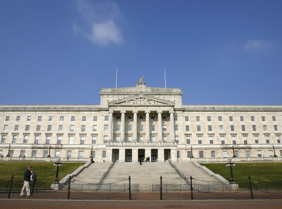 The DUP have said that there can be no 'business as usual'
