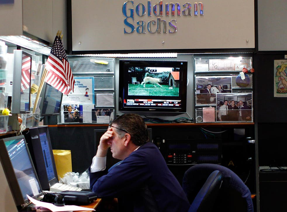 Goldman denies wrongdoing and says the LIA was treated as an arms-length customer