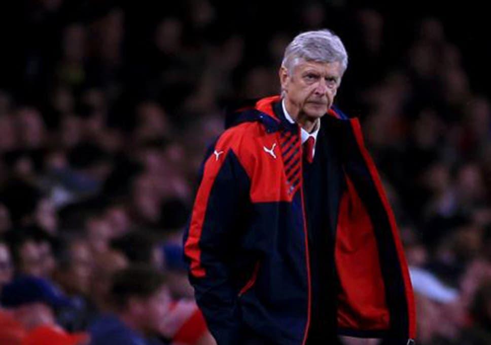 13f35ccd8 Arsene Wenger hits back at Gary Neville: Arsenal manager attacks punditry  after 'arrogance' slur. '