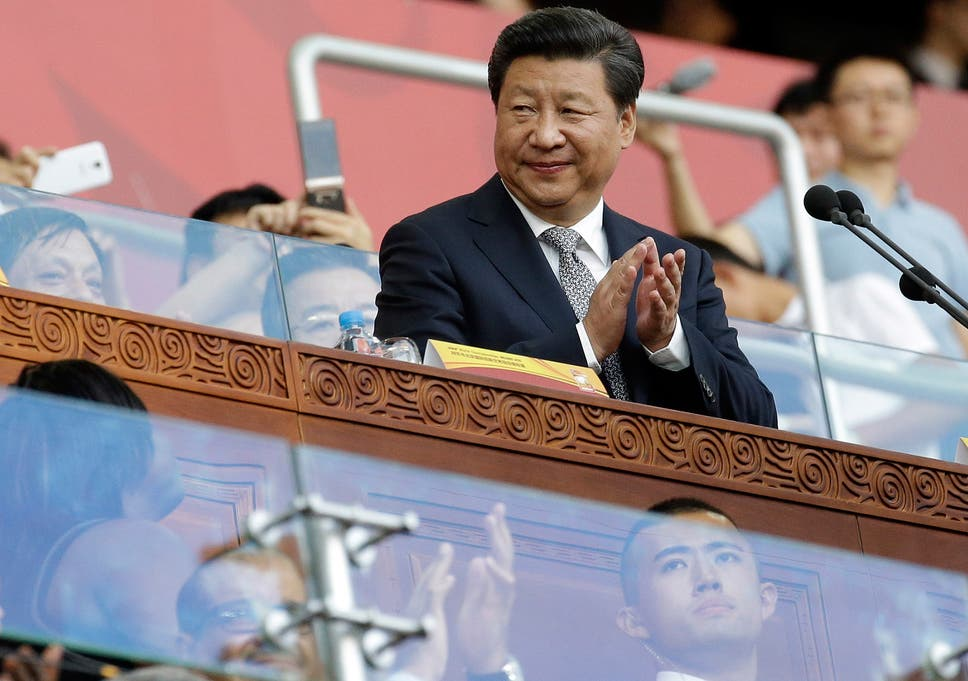China has never hacked anyone, President claims, as cyberattack