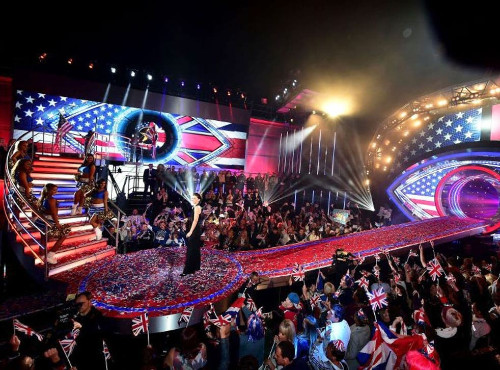 The contestants in this year's series are split between the UK and the USA