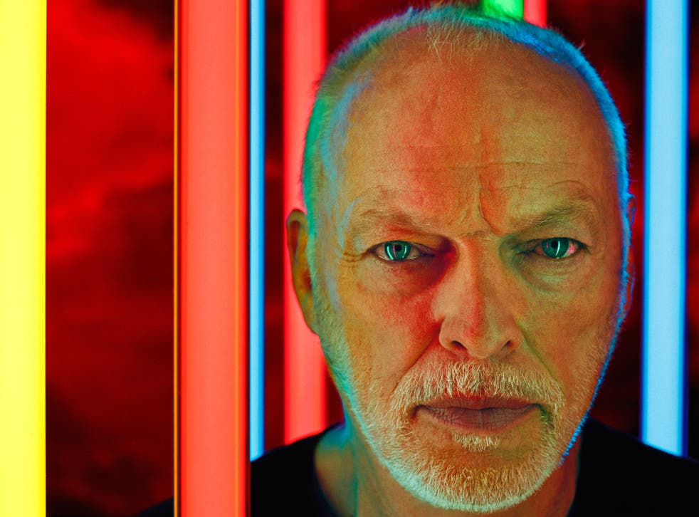 Choirs have played a big part in David Gilmour's music going right back to the early days of Pink Floyd