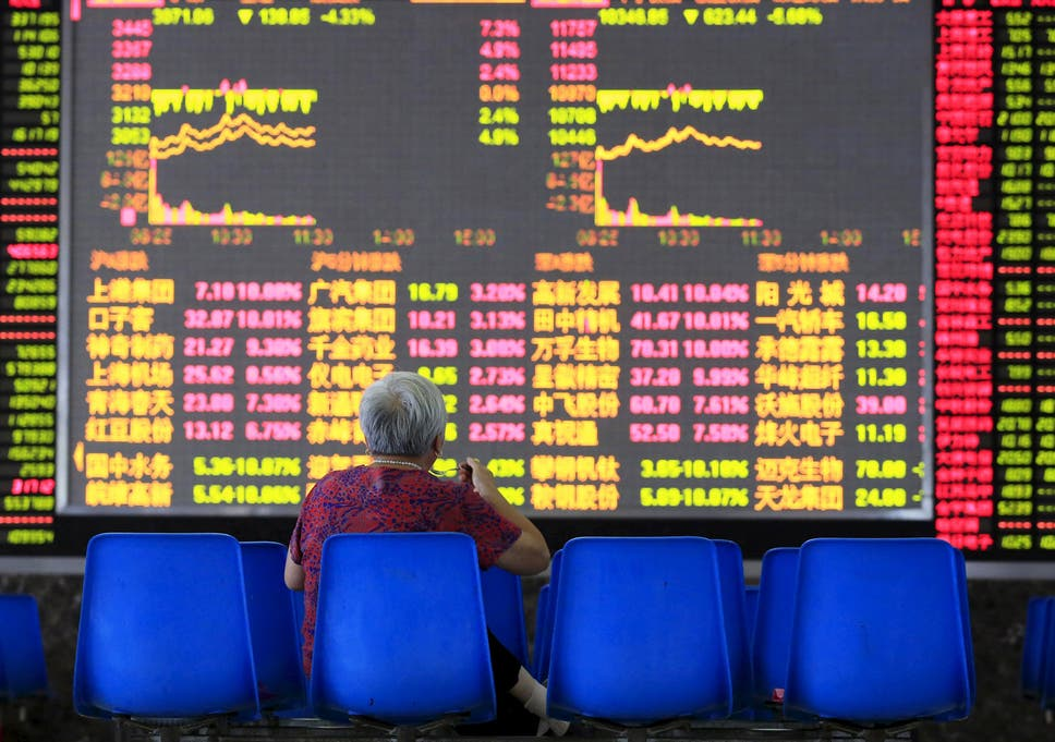 China stock collapse: Why the country's market crash is not