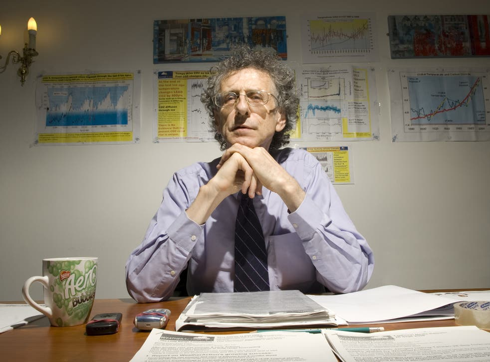 Piers Corbyn, climatologist brother of Jeremy, denies man-made climate change – and forecasts by solar flares
