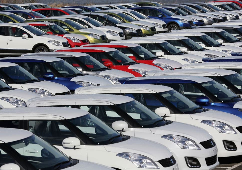 Car finance options: Best way to buy a 65 plate | The Independent