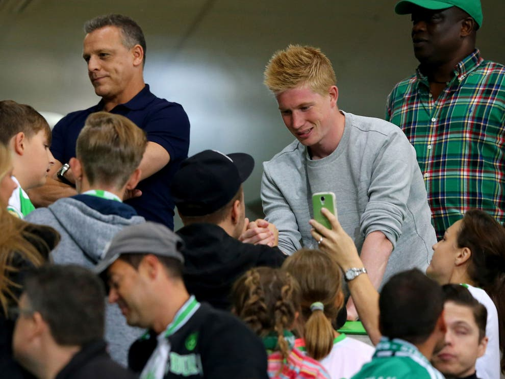 Kevin De Bruyne to Manchester City: Former Chelsea ...