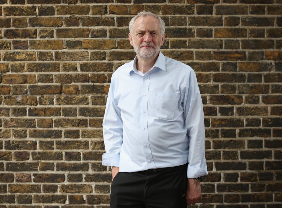 Jeremy Corbyn is widely tipped to become the Labour Party's next leader