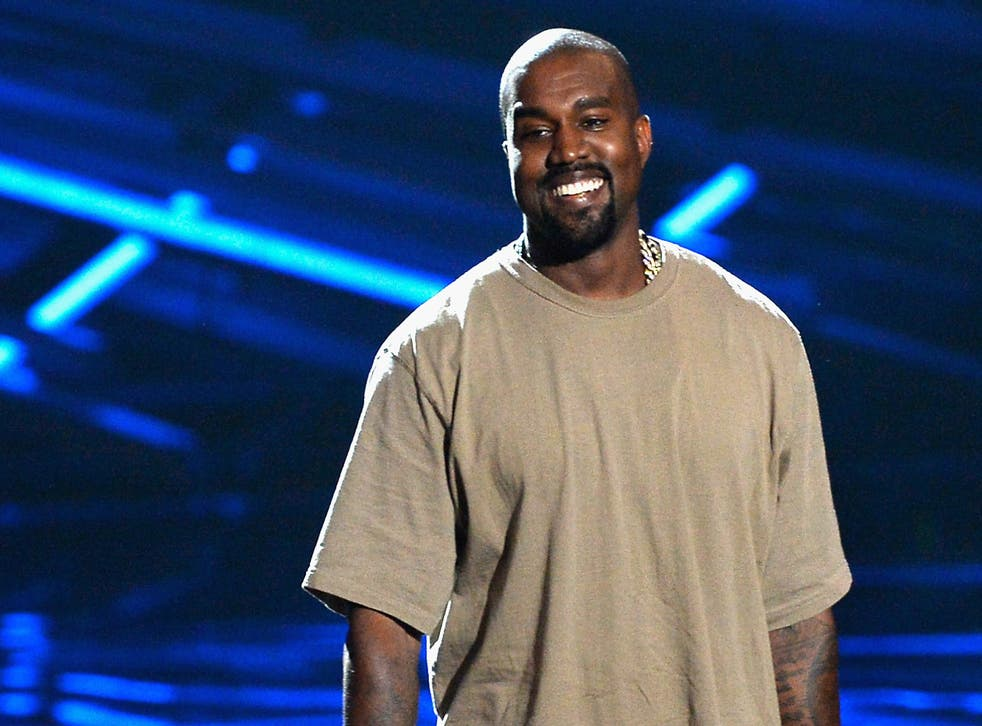 Kanye West may be our next leader.