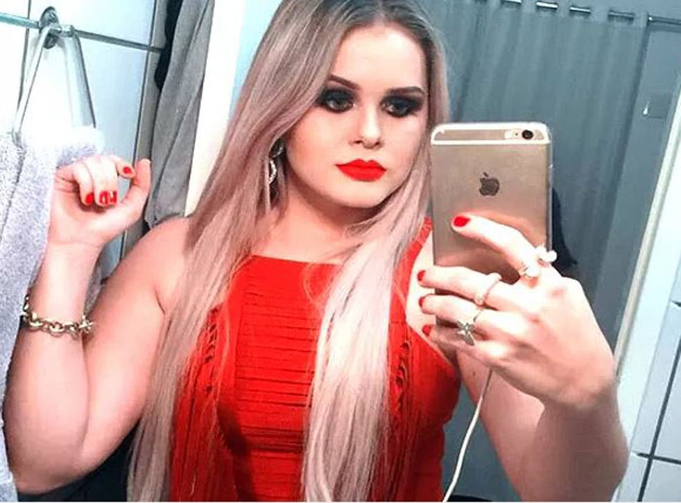 Lidiane Leite has gone on the run after allegations surfaced